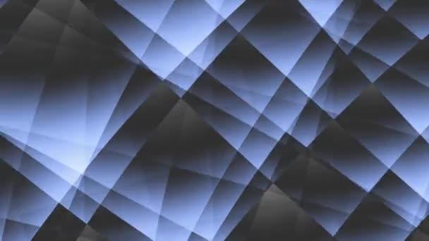 Přesouvání geometrických tvarů. Transformování abstraktního pozadí. Opakování záběru.