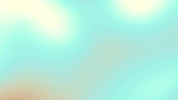 Přesunování abstraktního pozadí s defokusem.. Abstraktní spořič obrazovky pro video. Opakování záběru.