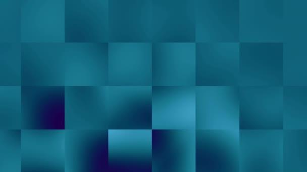 Přesouvání náhodných abstraktních geometrických tvarů. Krátký abstraktní záběr.