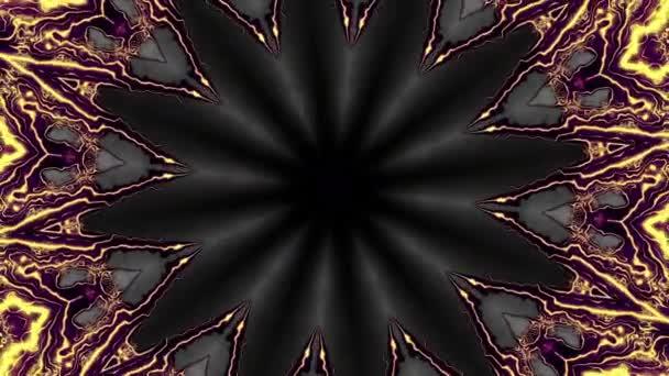 Magischer Kreis mit Sternzeichen.