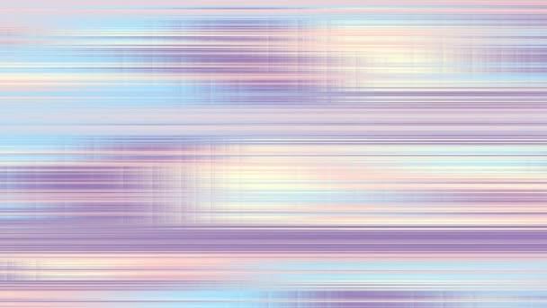 Přesouvání abstraktního náhodného rozostření.