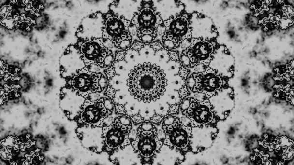 Spinning mandala hurok háttér