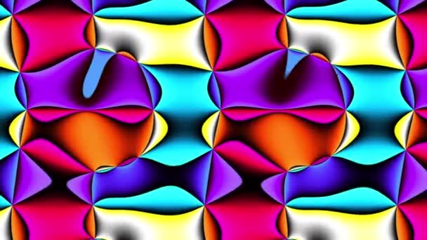 Psychedelic moving background