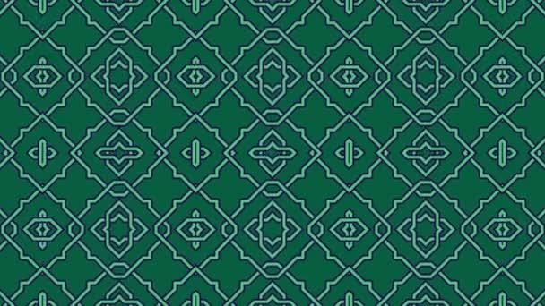 Arabský geometrický obrazec