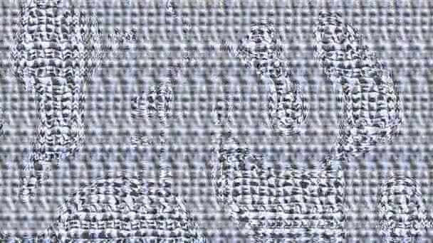 Psychedelischer Hintergrund