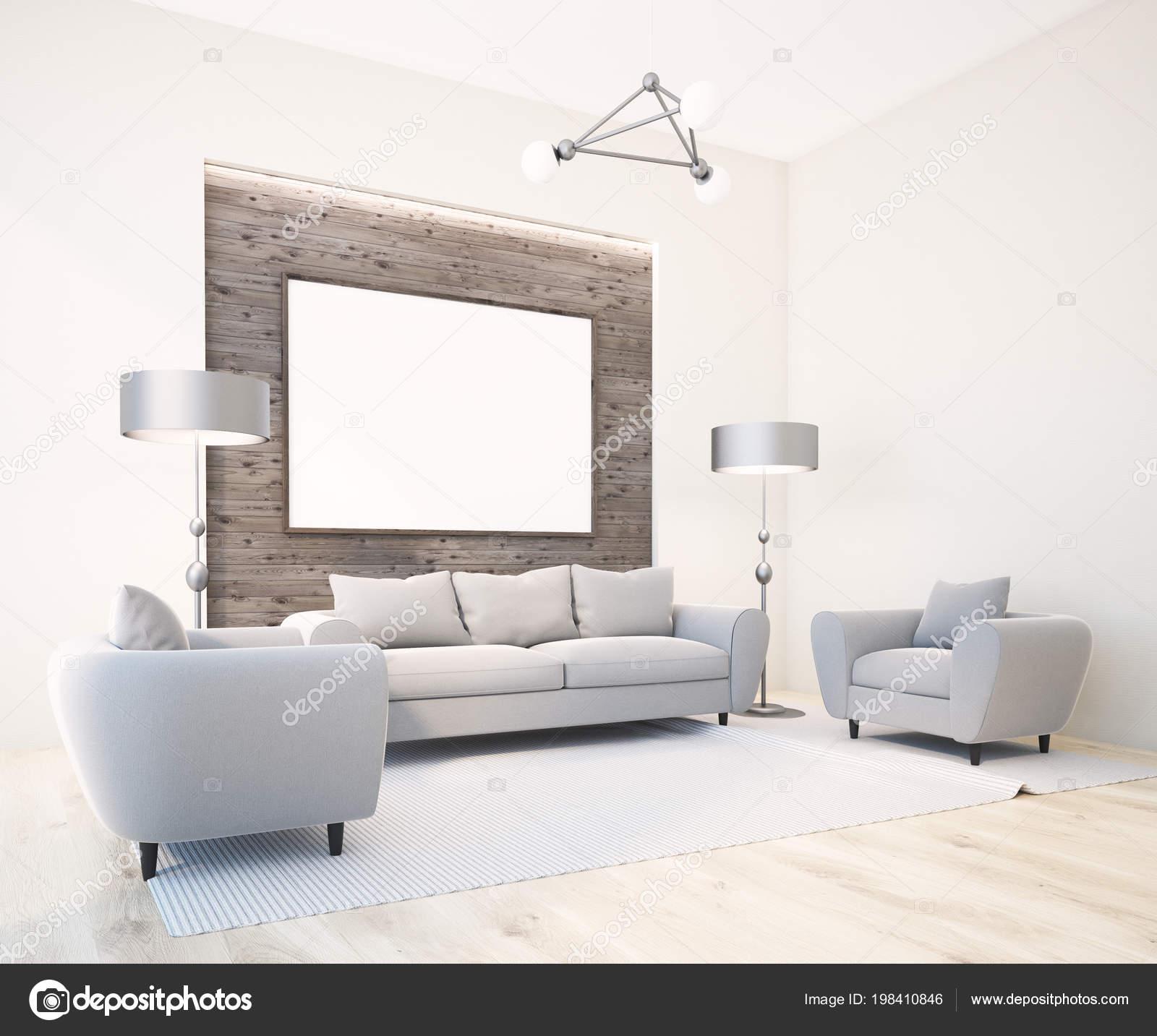 Luxury Gray Sofas Armchairs Standing Scandinavian Style ...
