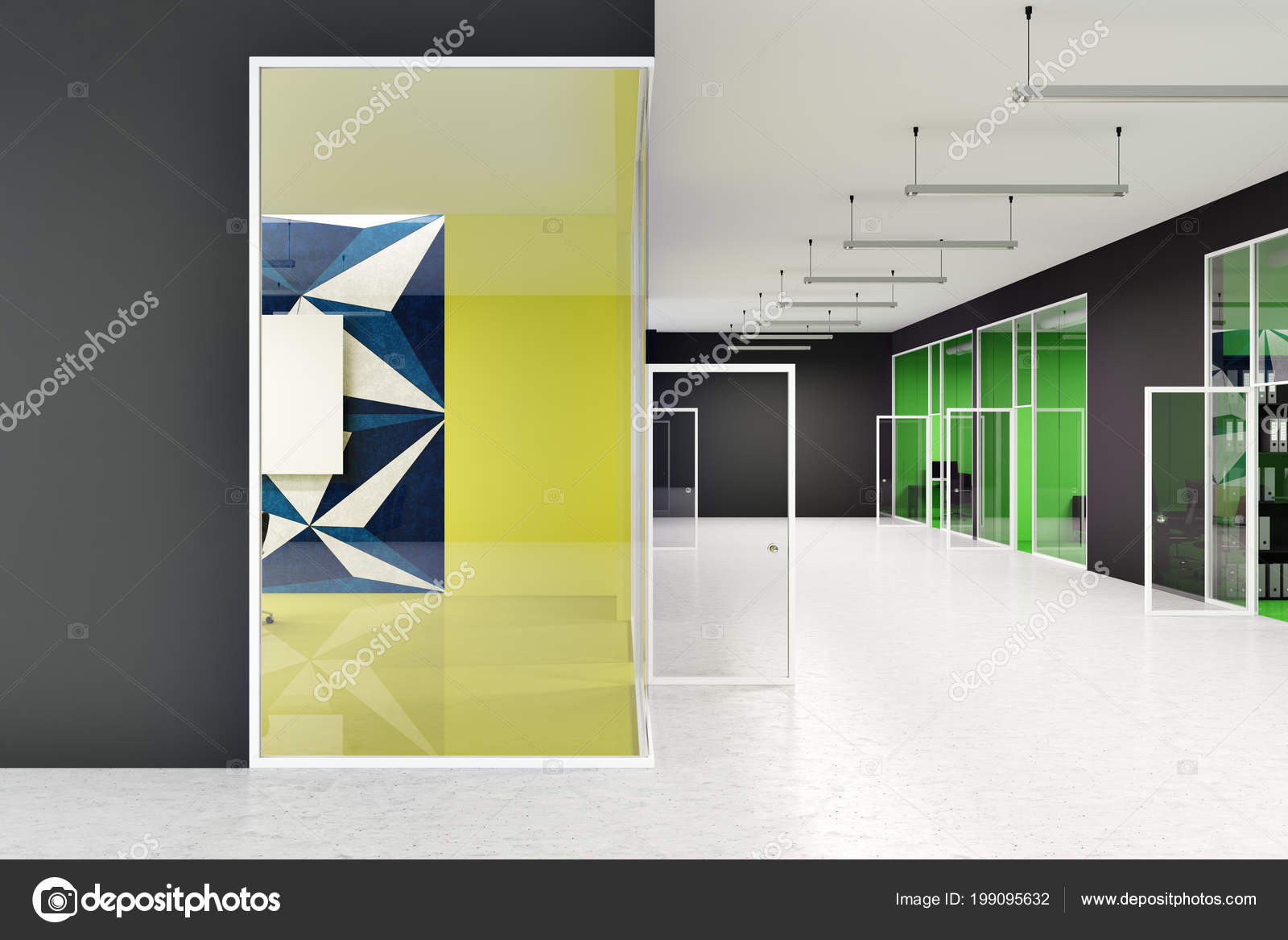 office lobby designs luxury office lobby interior black bright colored walls geometric wall patterns stock photo