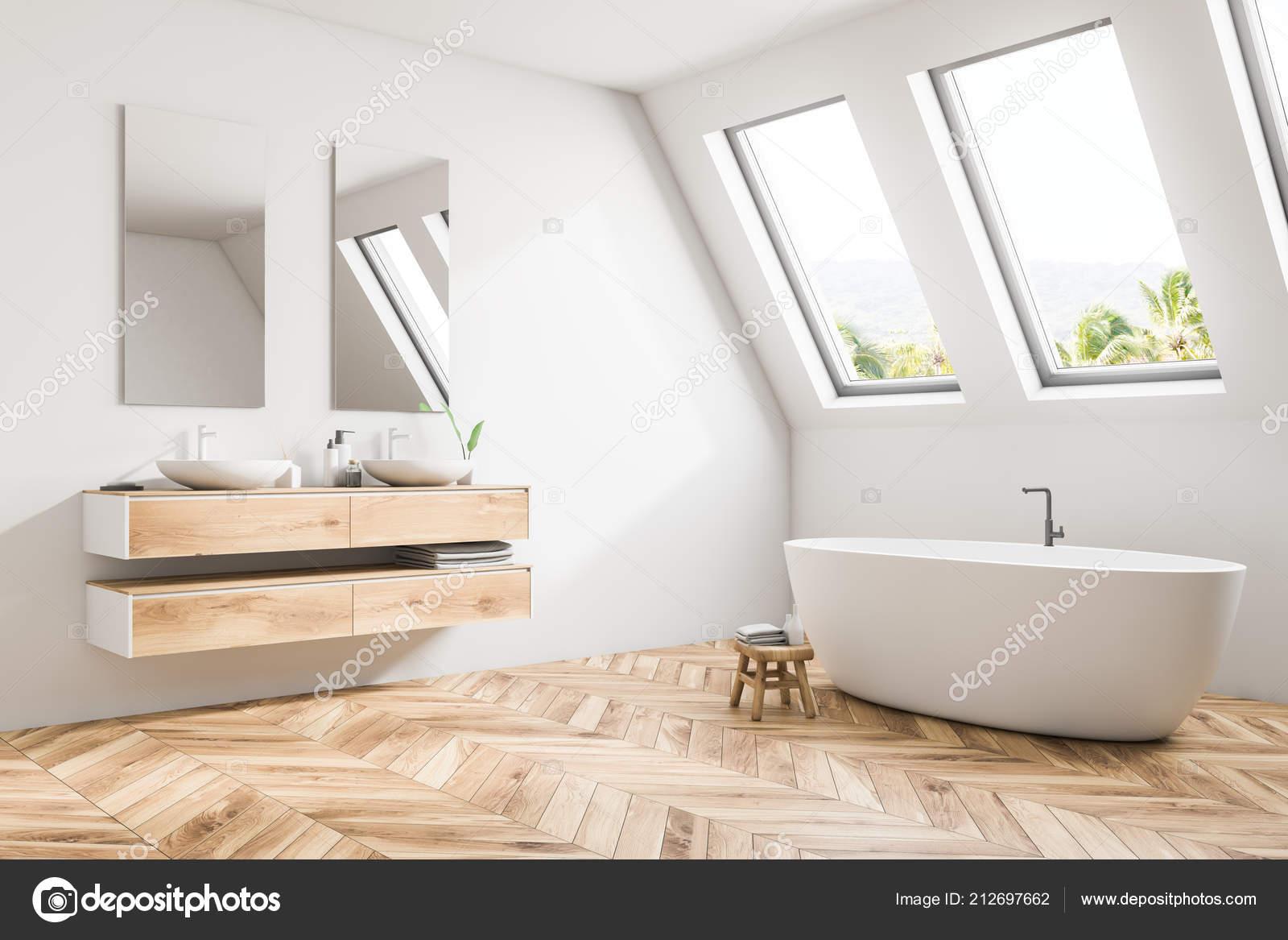Vasca Da Bagno Relax : Angolo bagno attico lusso palazzo stile minimalismo con pavimento