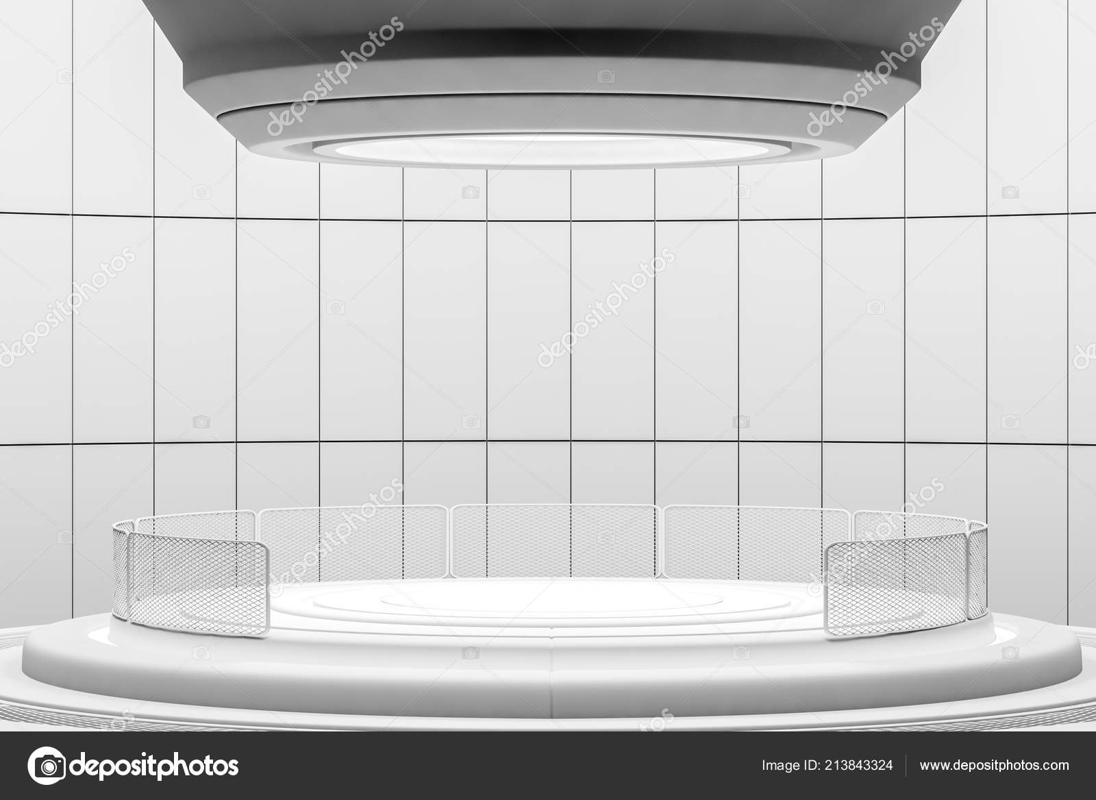 Holographic Chamber Teleportation Room Terraforming
