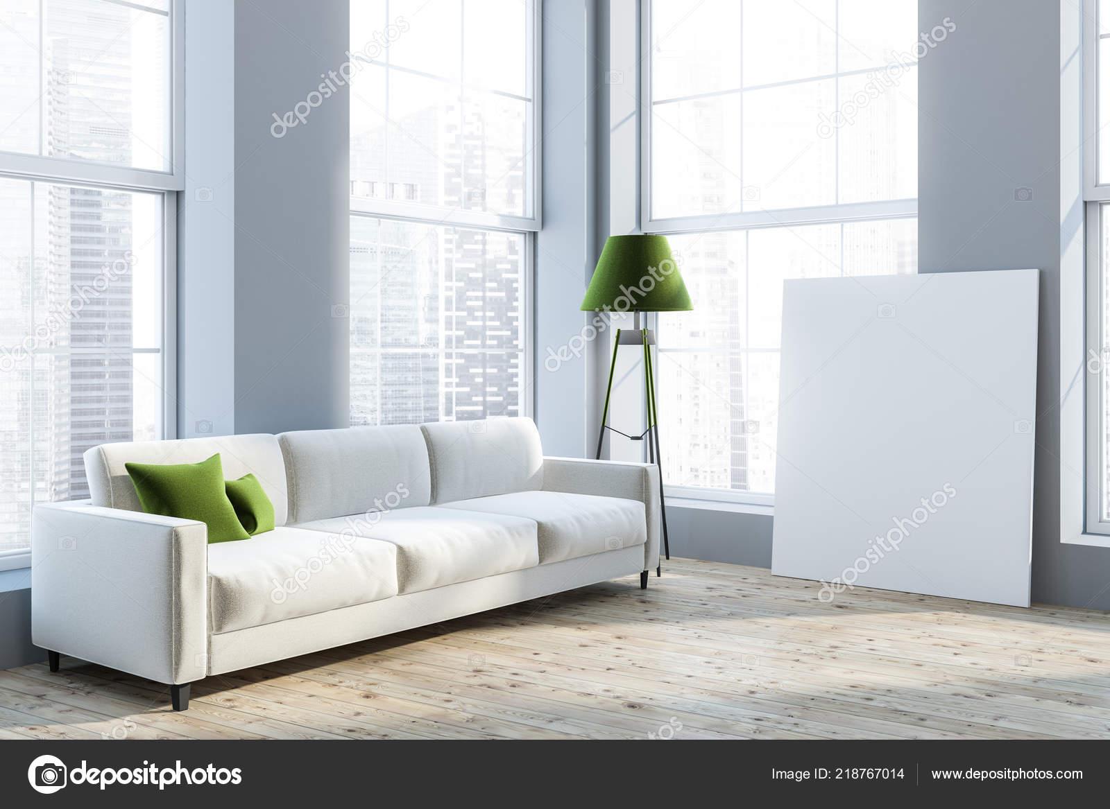 Astounding Luxury Living Room Interior Gray Walls Wooden Floor White Gamerscity Chair Design For Home Gamerscityorg