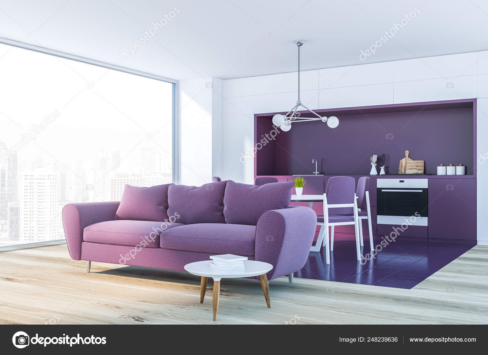 Sensational White Living Room Corner Red Sofa Stock Photo Caraccident5 Cool Chair Designs And Ideas Caraccident5Info