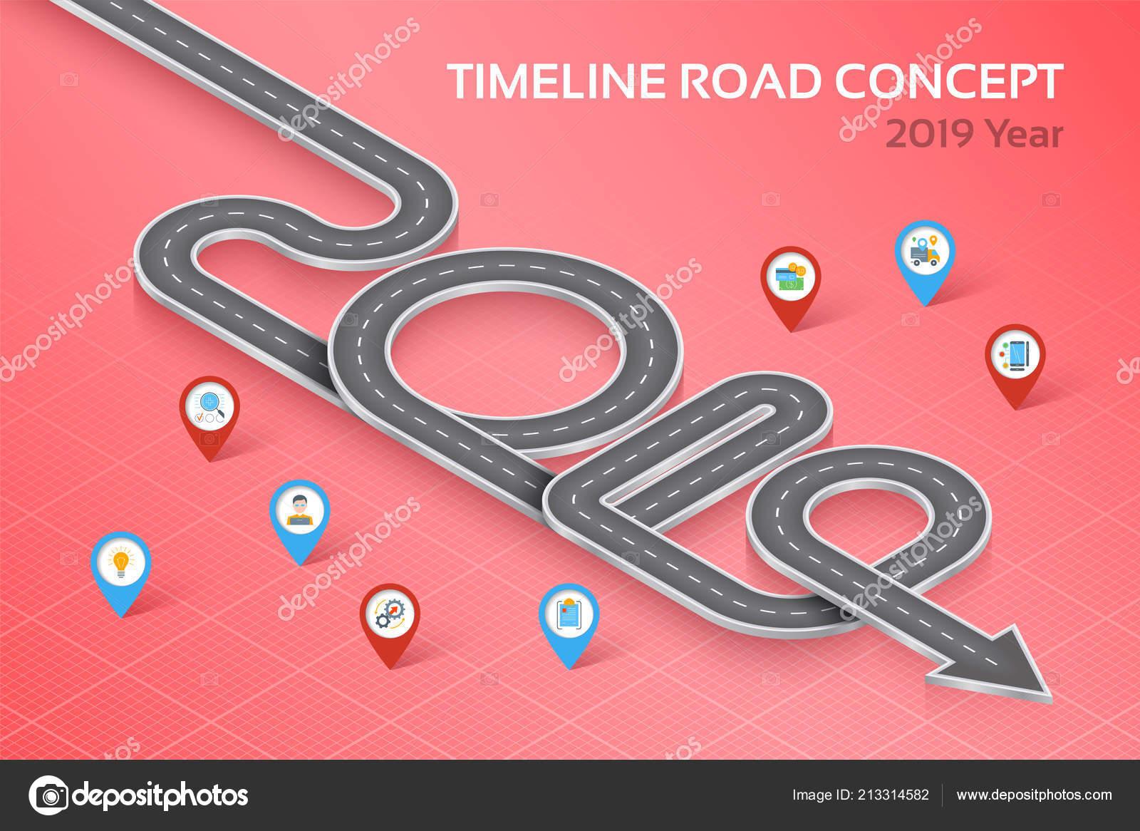 Izometrikus Navigacios Terkep Infographic Utemterv Fogalma Az