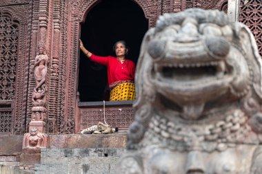 Nepal, Kathmandu durbar square