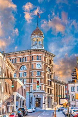 Dome Building in Downtown Chattanooga Tennessee TN
