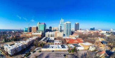 Downtown Raleigh North Carolina NC Panorama