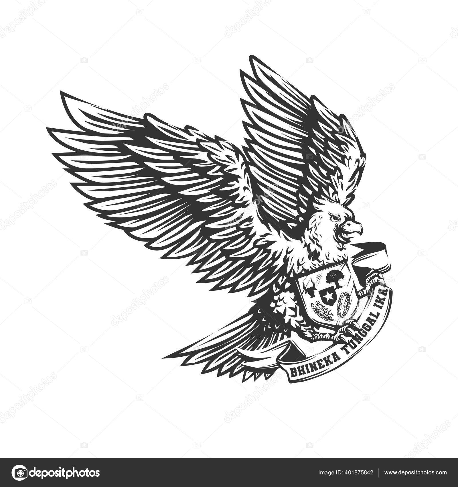 Pancasila Stock Vectors Royalty Free Pancasila Illustrations Depositphotos