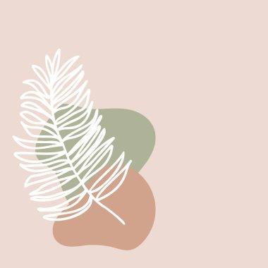 depositphotos 412159832 stock illustration modern minimalist abstract aesthetic illustrations