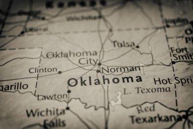 Oklahoma state, USA