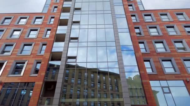 Natáčíme architekturu nových budov ve městě 4k