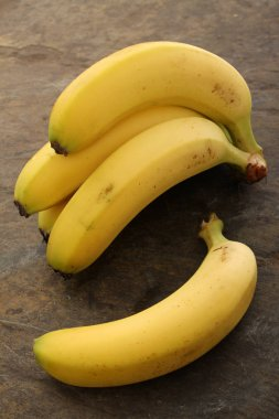 fresh ripe banana fruit