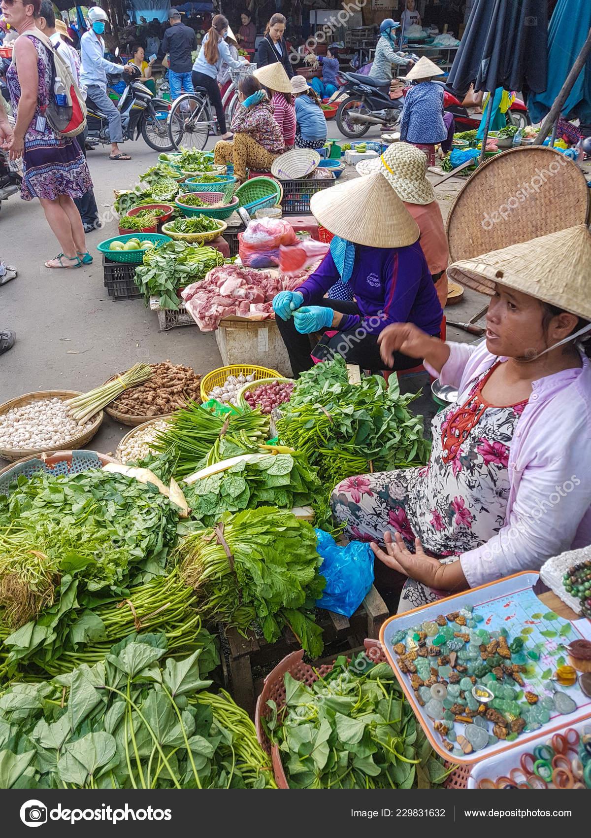Local asian women