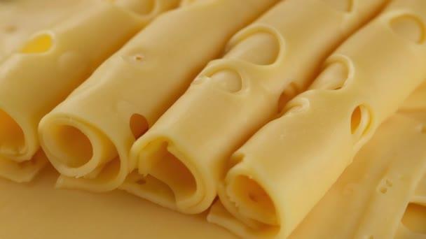 zlato Nizozemsko nebo švýcarský sýr rotující