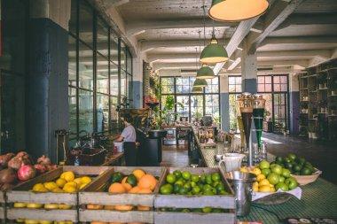 Organic food market in Armenia