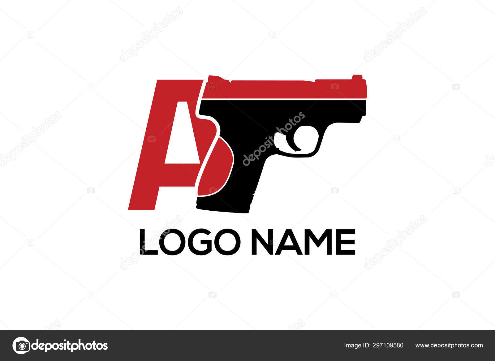 pistol weapon logo label emblem pair crossed pistol guns shooting stock vector c billah99 297109580 pistol weapon logo label emblem pair crossed pistol guns shooting stock vector c billah99 297109580