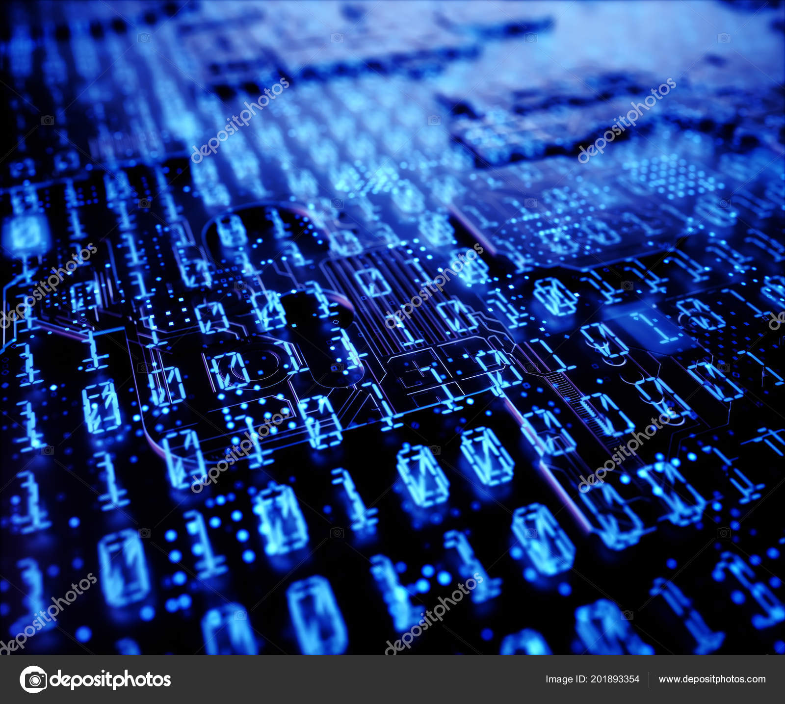 Abstract Background Binary Codes Digital Display Technology Concept Abstact With Circuit Board And Code Stock Images Photo