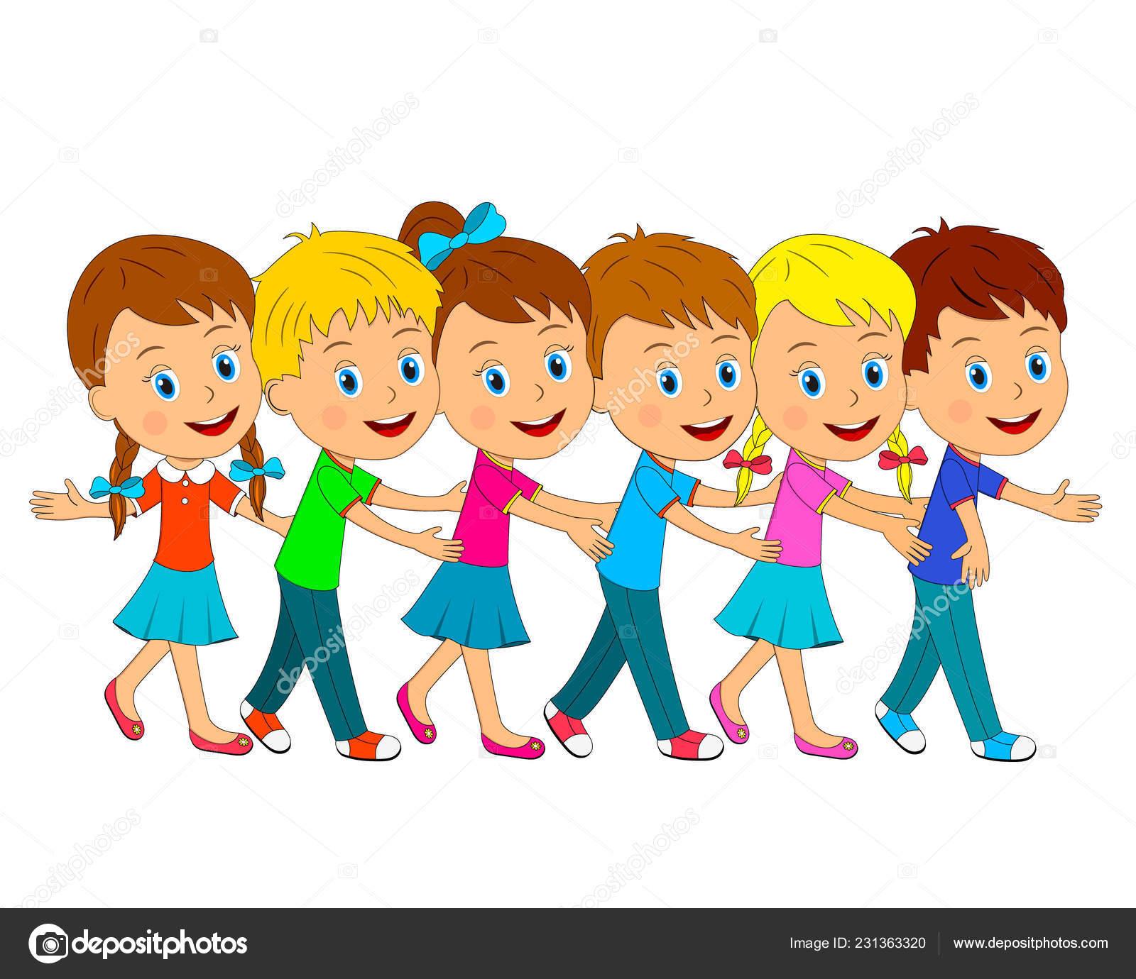 Мальчики и девочки: такие похожие и такие разные