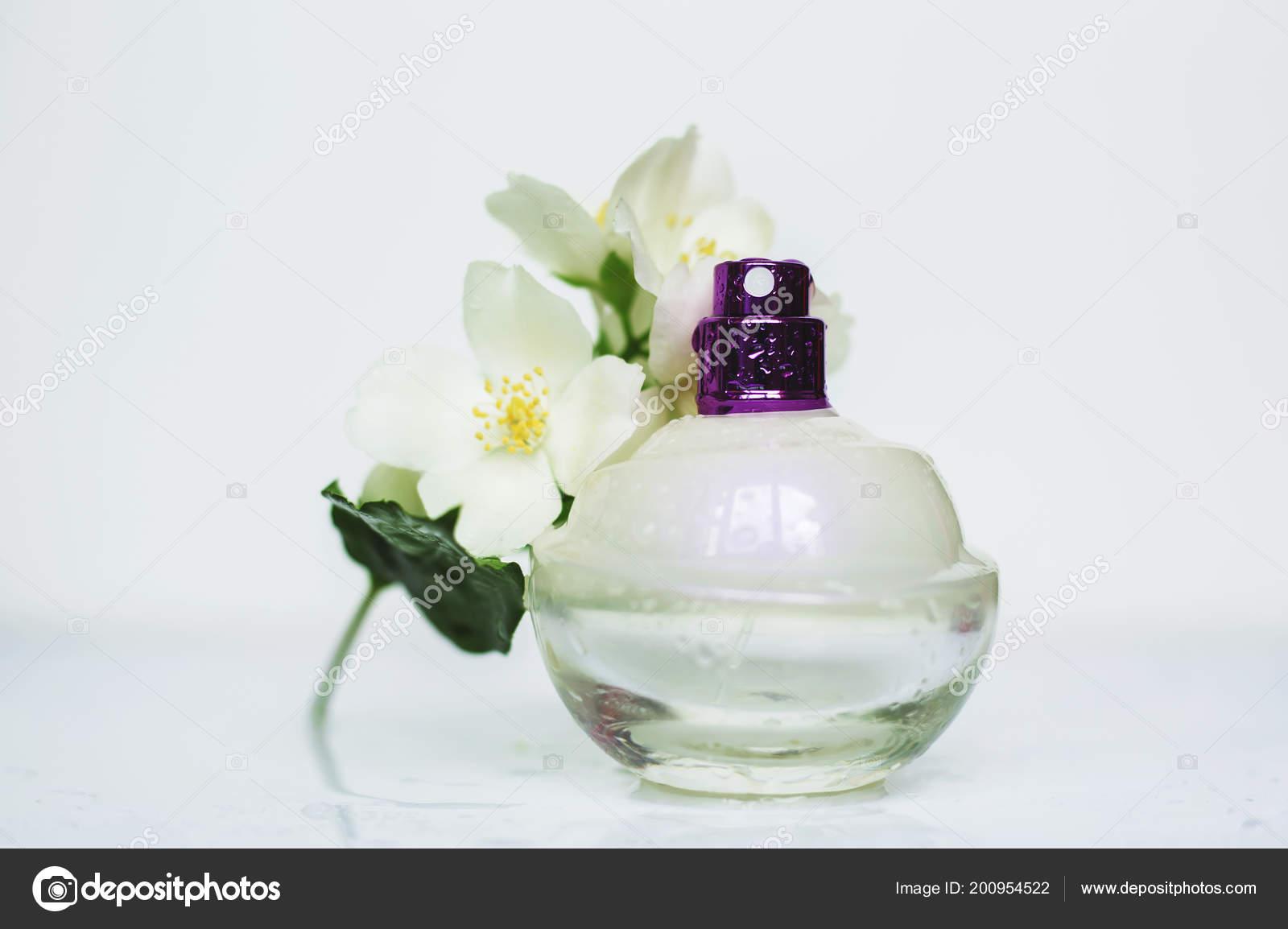 Perfume bottle white flowers stock photo martyna1802 200954522 perfume bottle white flowers stock photo mightylinksfo