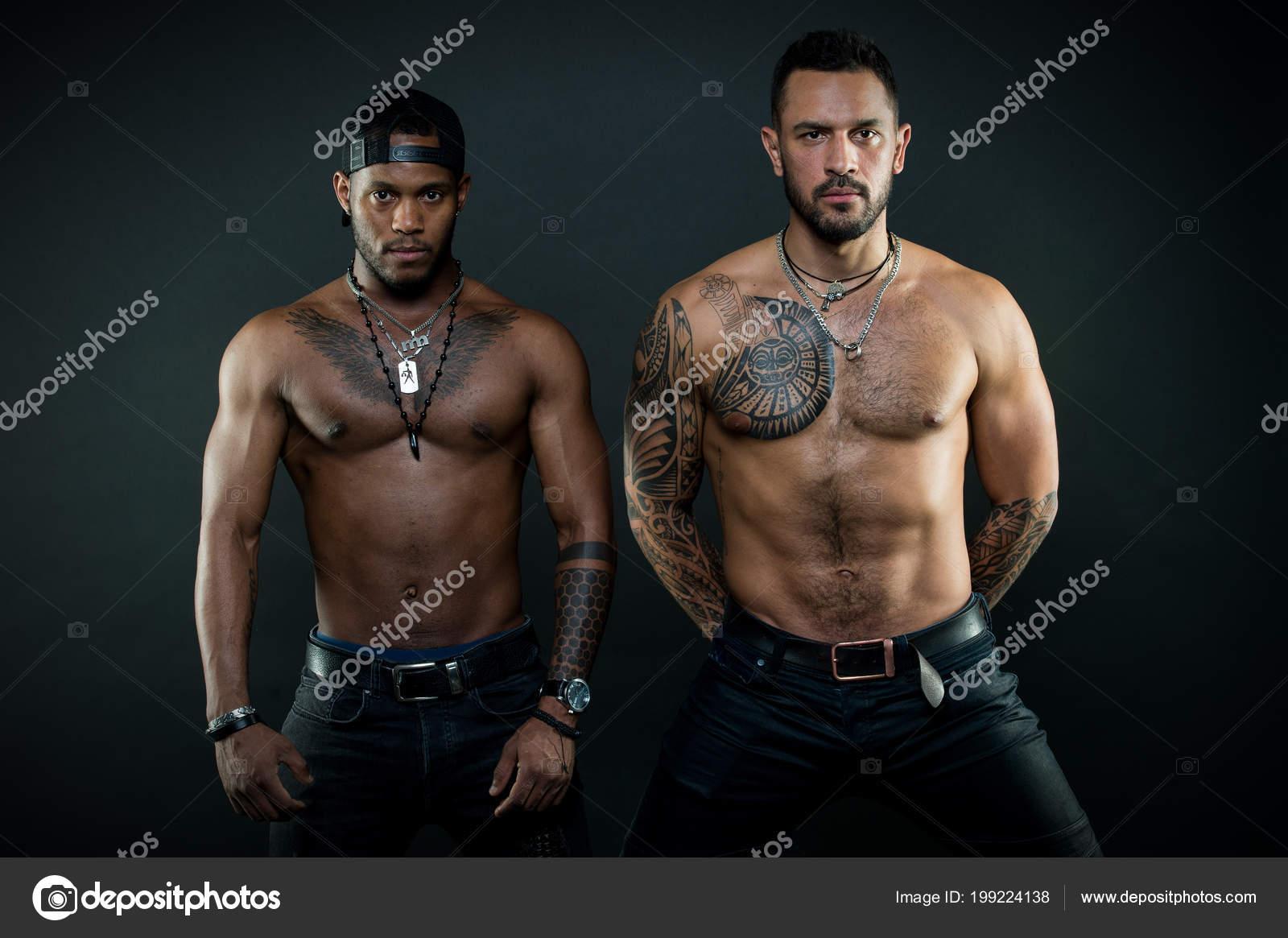 Самые сексуальные татуированные тела
