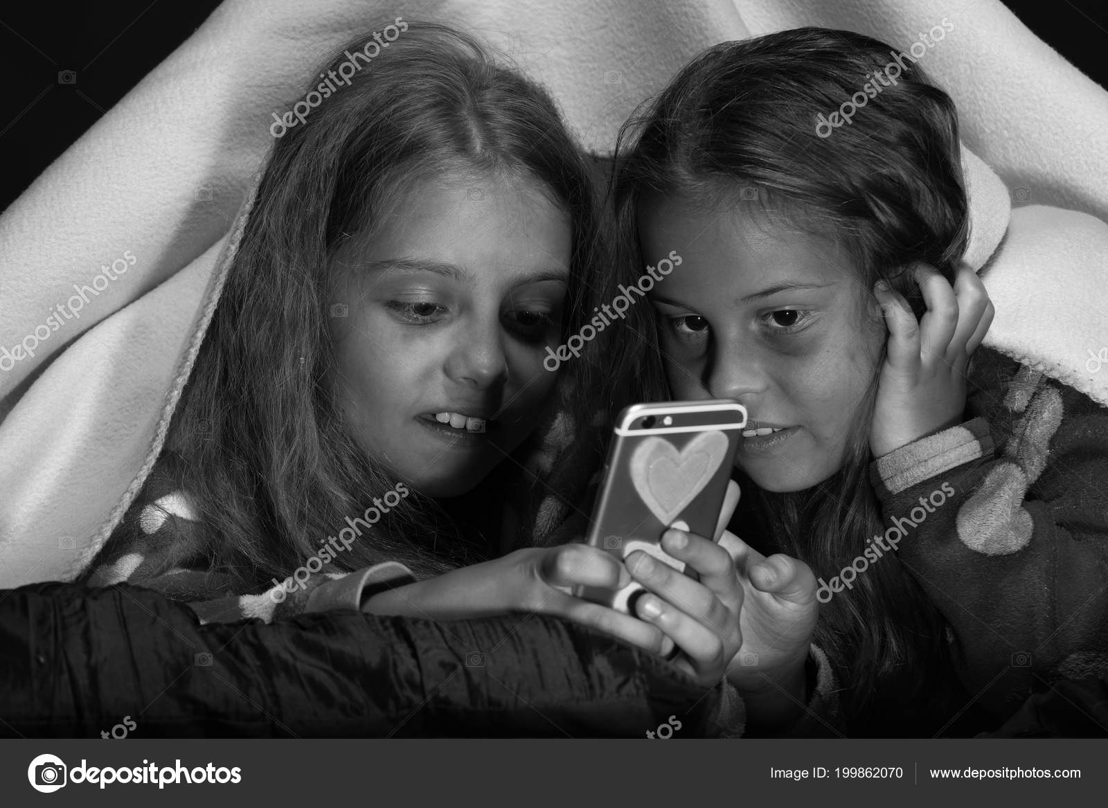první kouření dívka