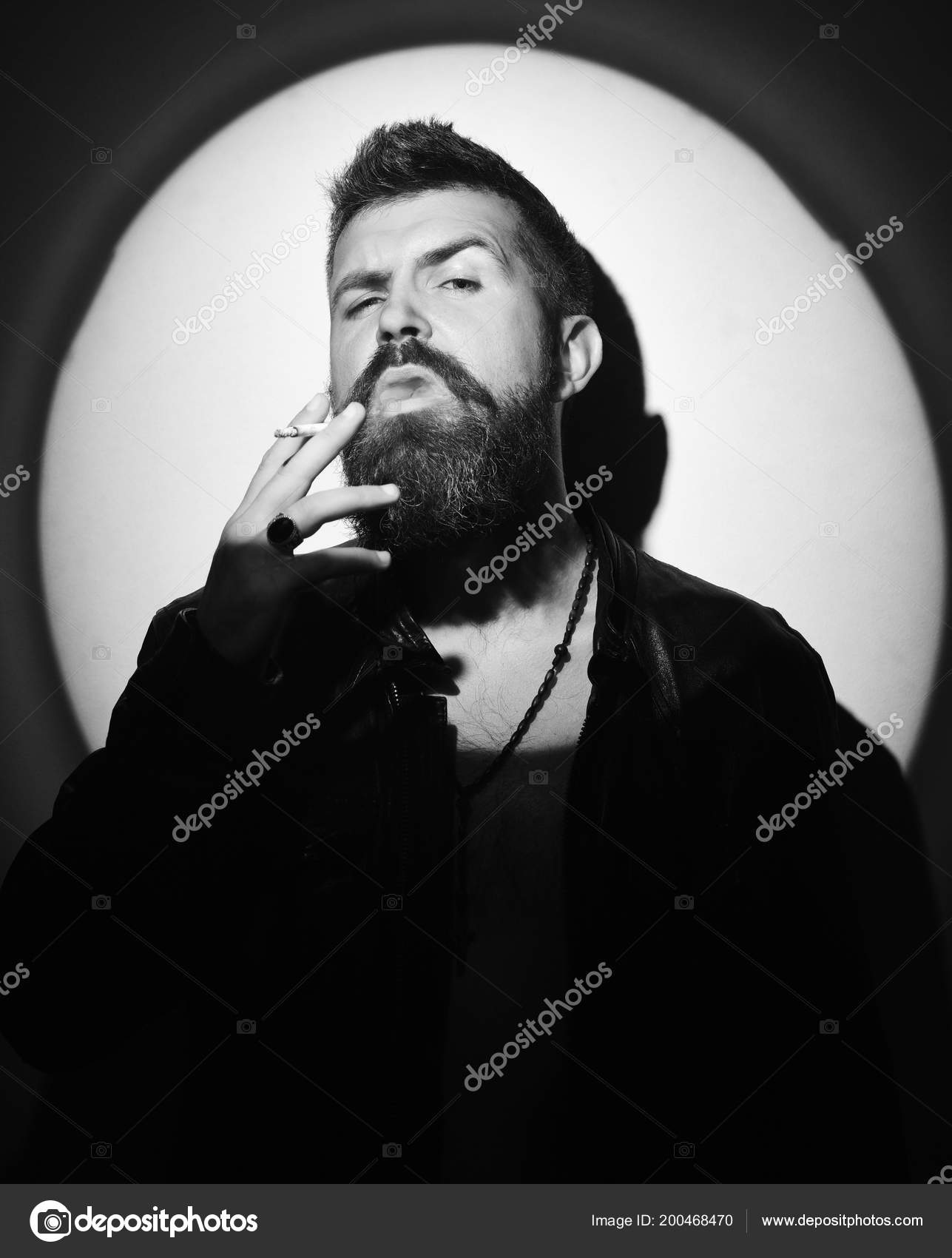 Nahé kouření obrázky