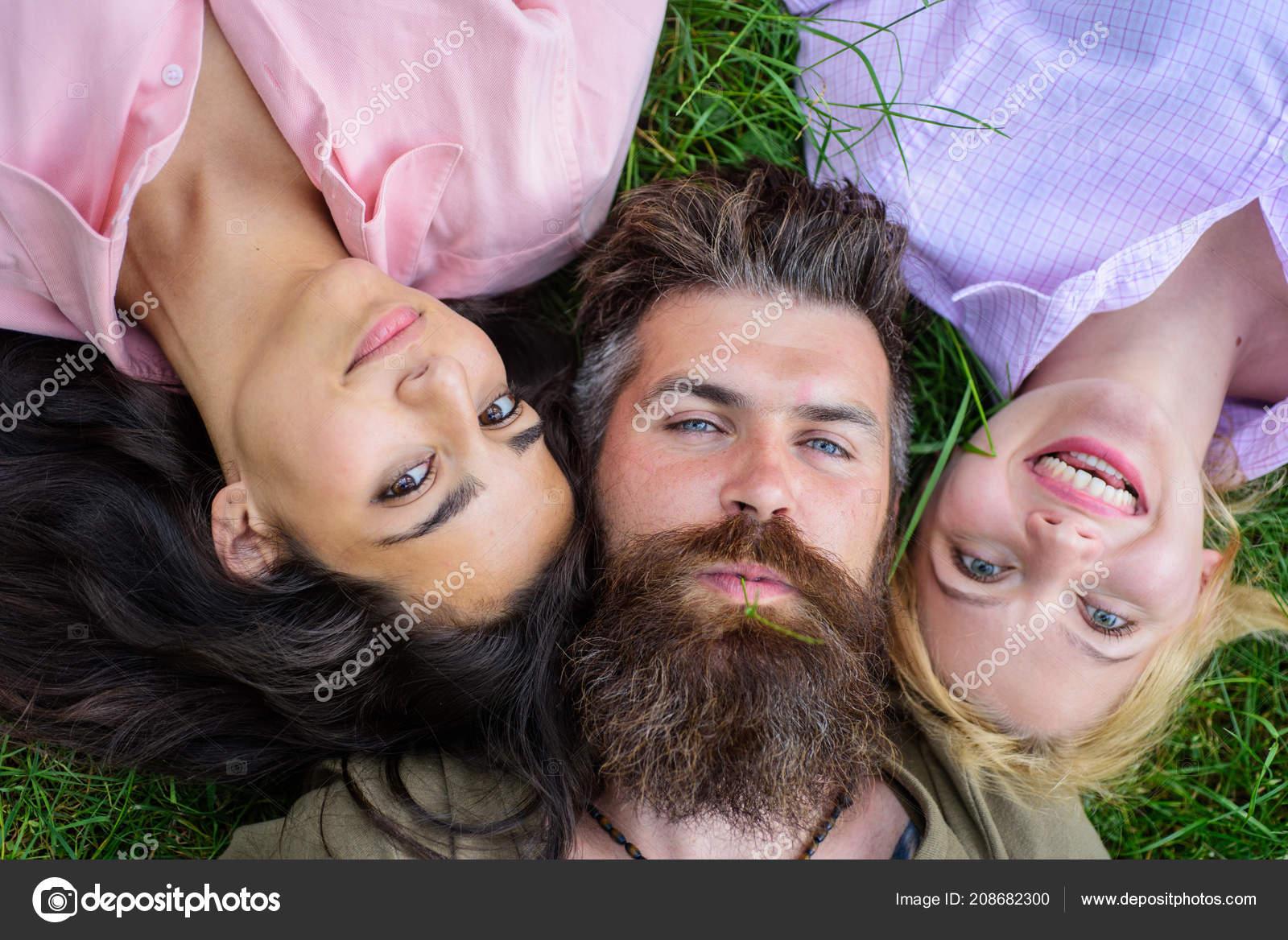 verliefd op twee vrouwen