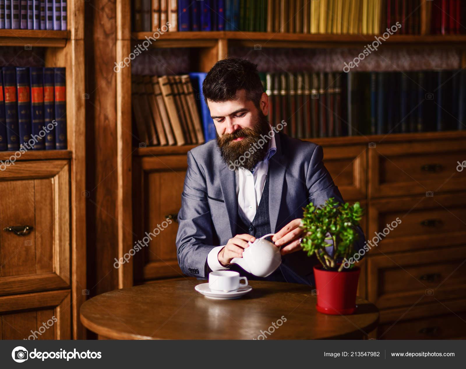 best website ff396 8e01d Inglese, successo, eleganza, stile di vita, concetto di tè ...