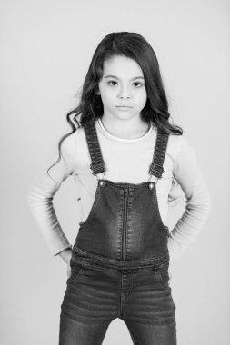 Kid fashion, casual style