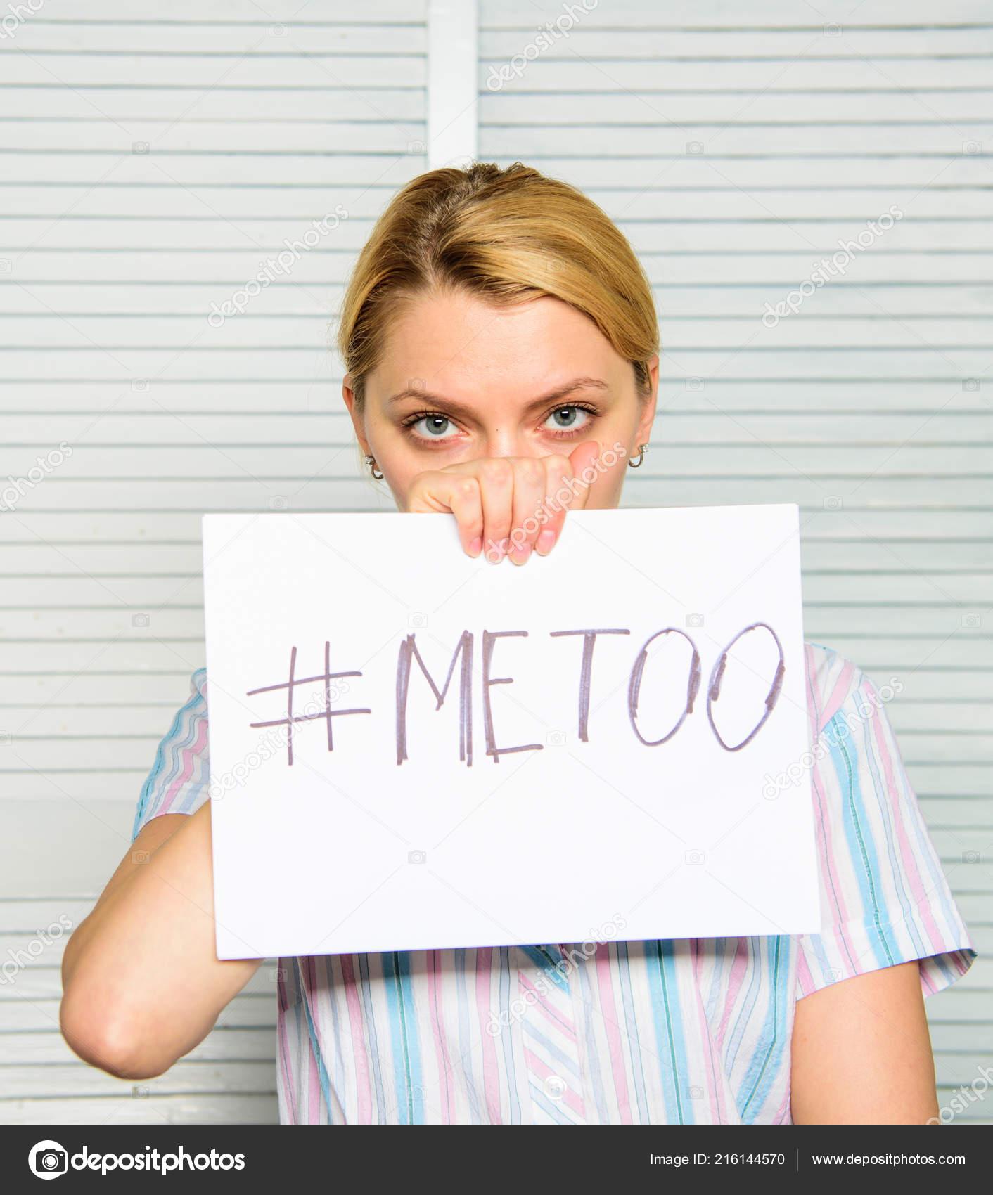 Защита против сексуальных домогательств