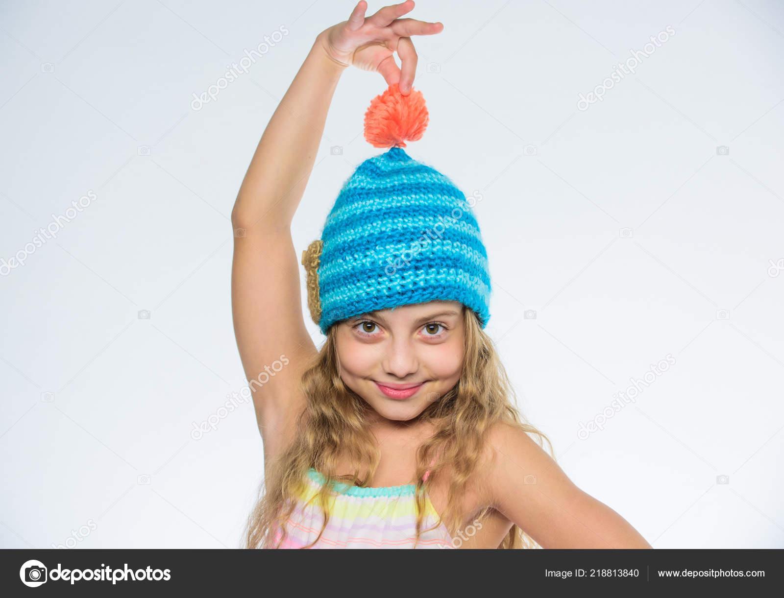 Kostenlose Strickmuster Herbst Winter Saison Accessoire Kinder
