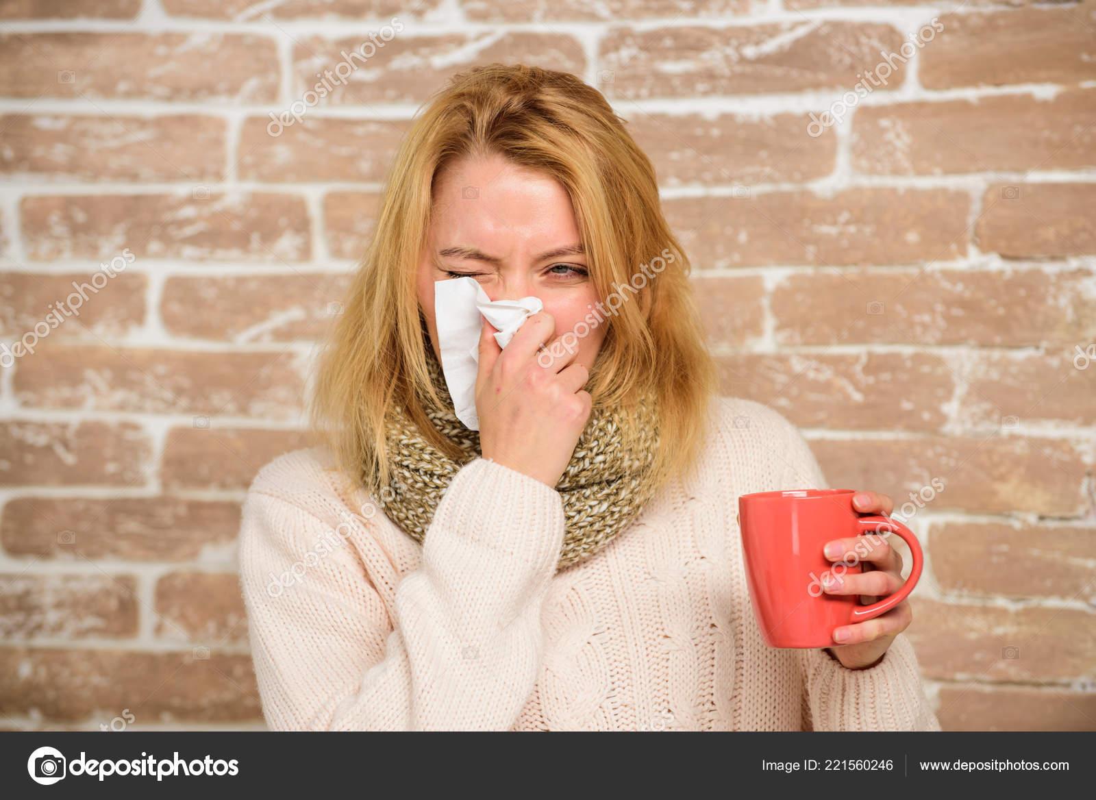 Jak se zbavit rýmy přes noc