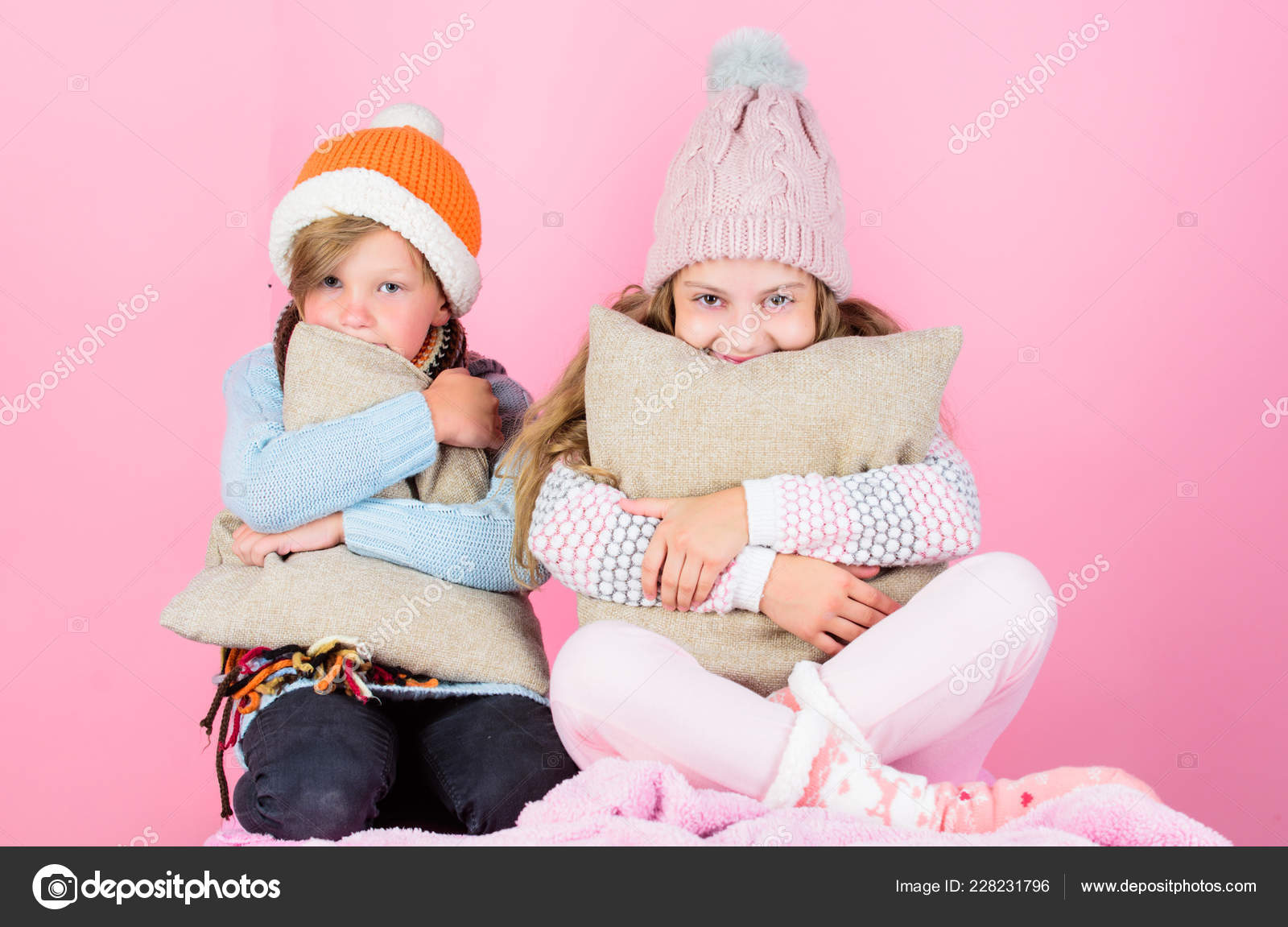 eb63c1148 Warm up your winter wear with cute and cozy accessories. Siblings ...