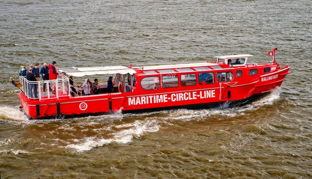 Tourist attraction, destination in Hamburg, Germany
