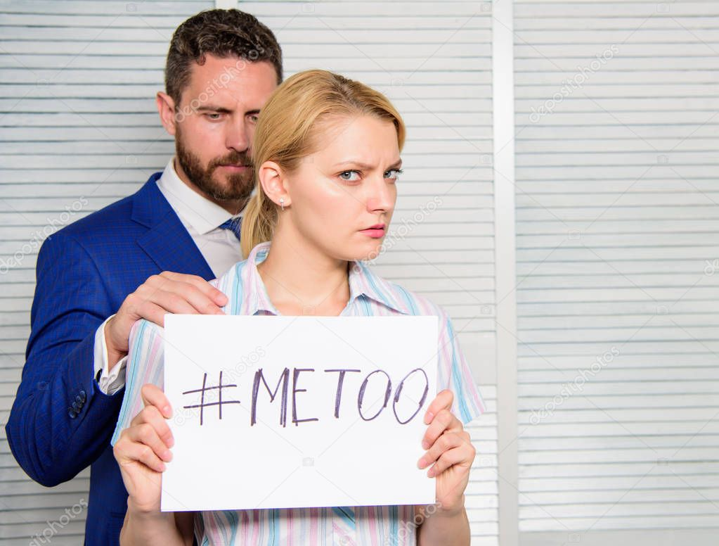 The shocking data behind sexual assault and harassment in the workplace