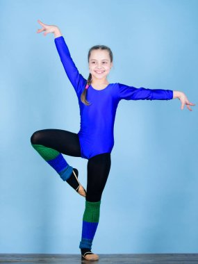 Balance your life. ballet dancer. Gymnastics. Happy child sportsman. Sport and health. Acrobatics gym workout of teen girl. Fitness diet. Energy. success. Childhood activity. Jumping highe