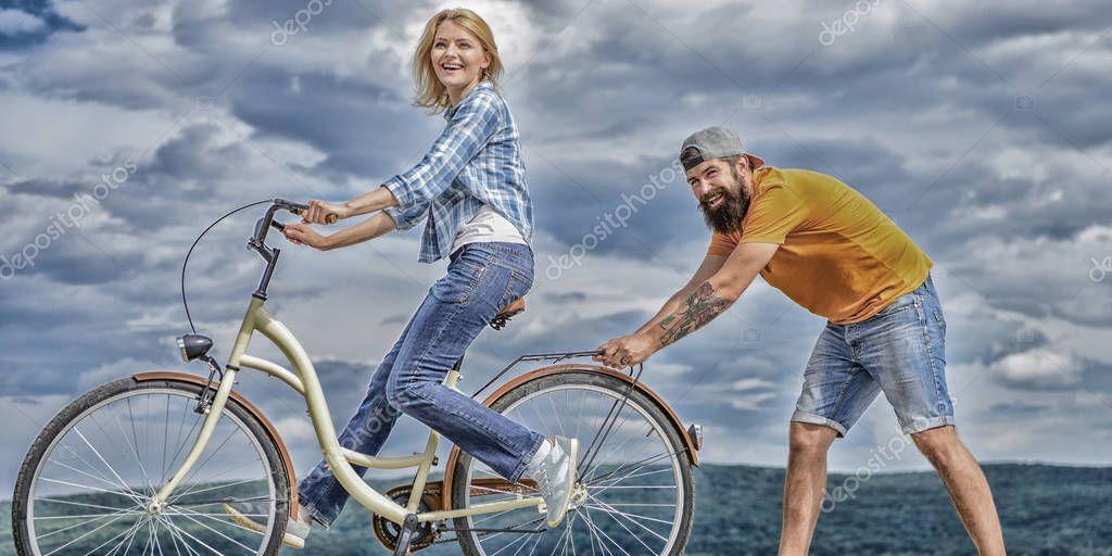Adult balance cycle
