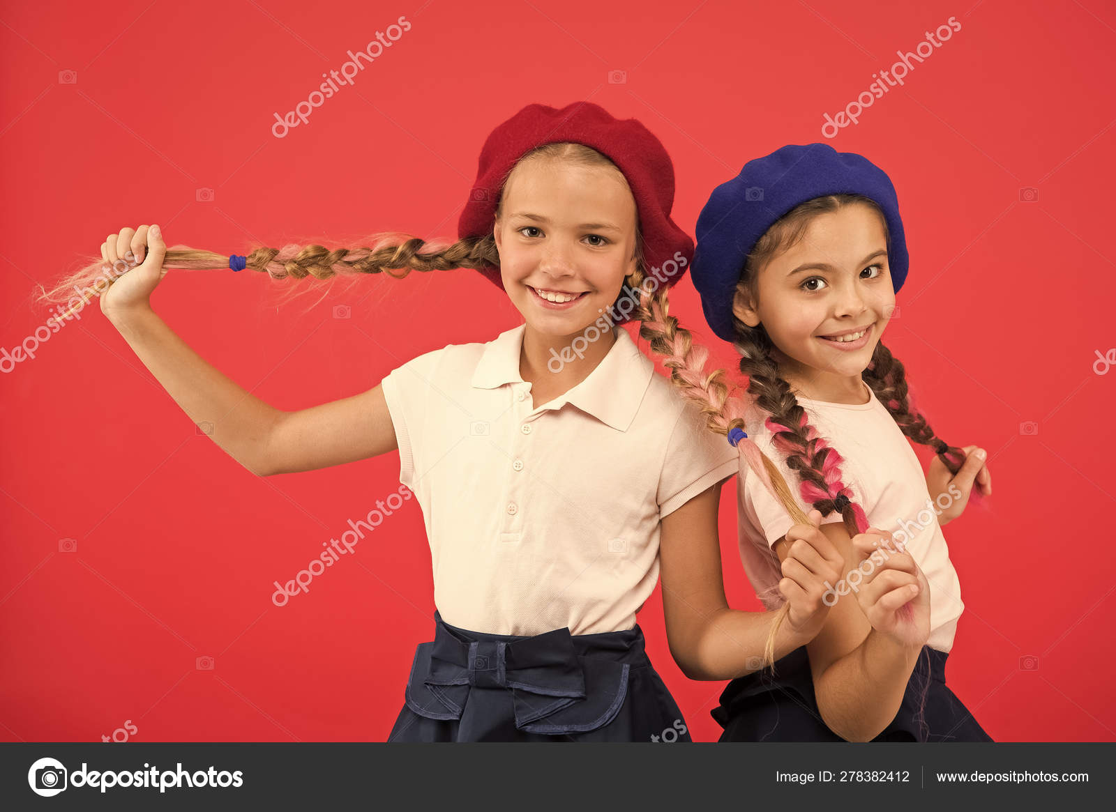 Their Own Style French Style Girls Cute Girls Having The