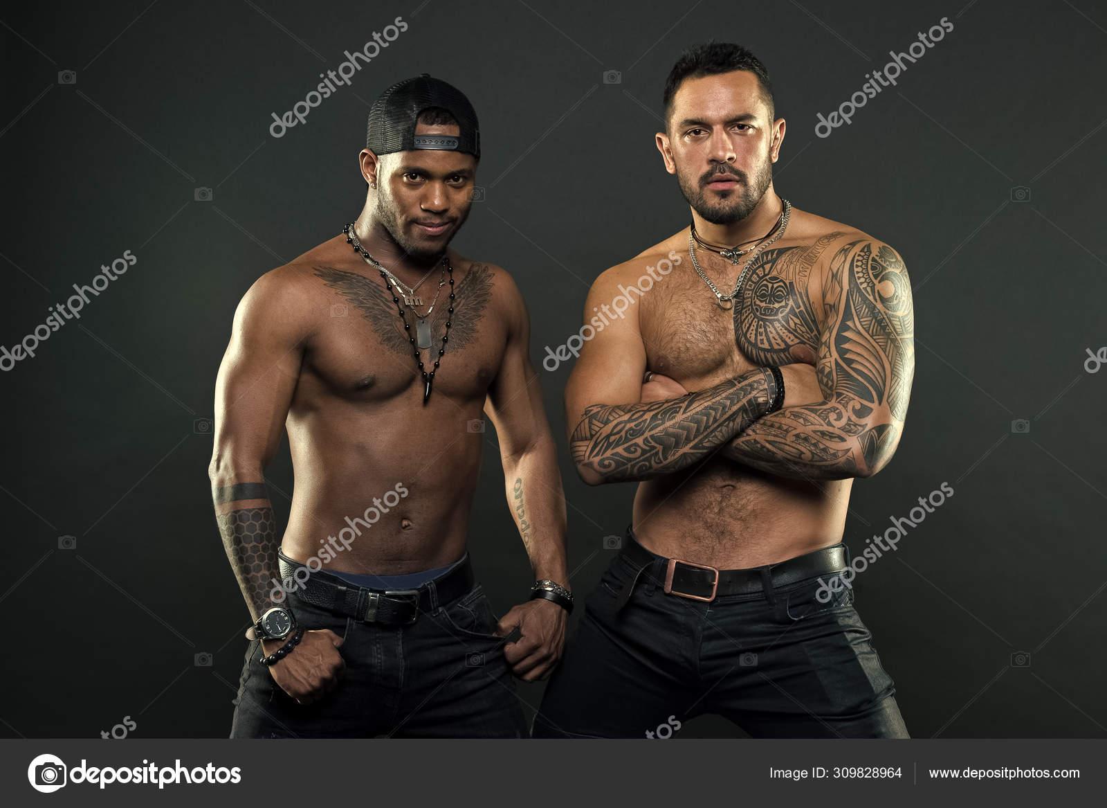 Men tattoo sexy 30+ Hot
