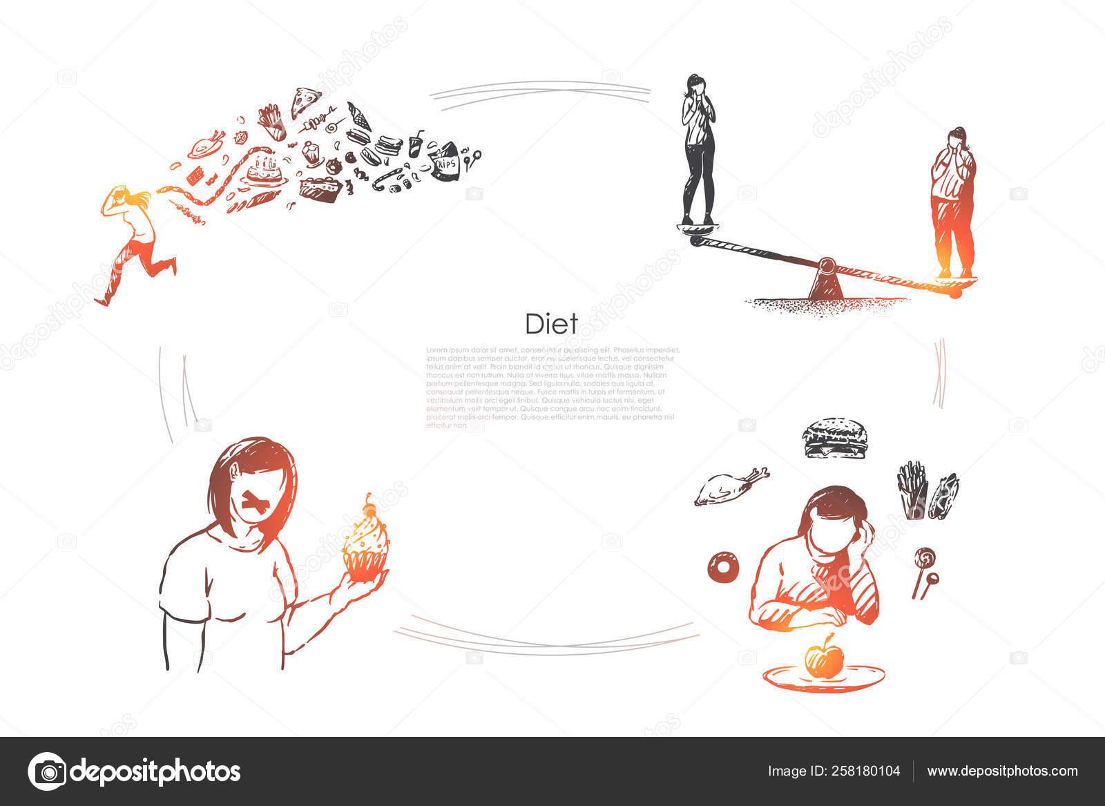 perdita di peso e piano alimentare