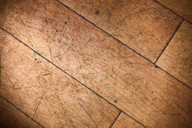 Wooden floor for background