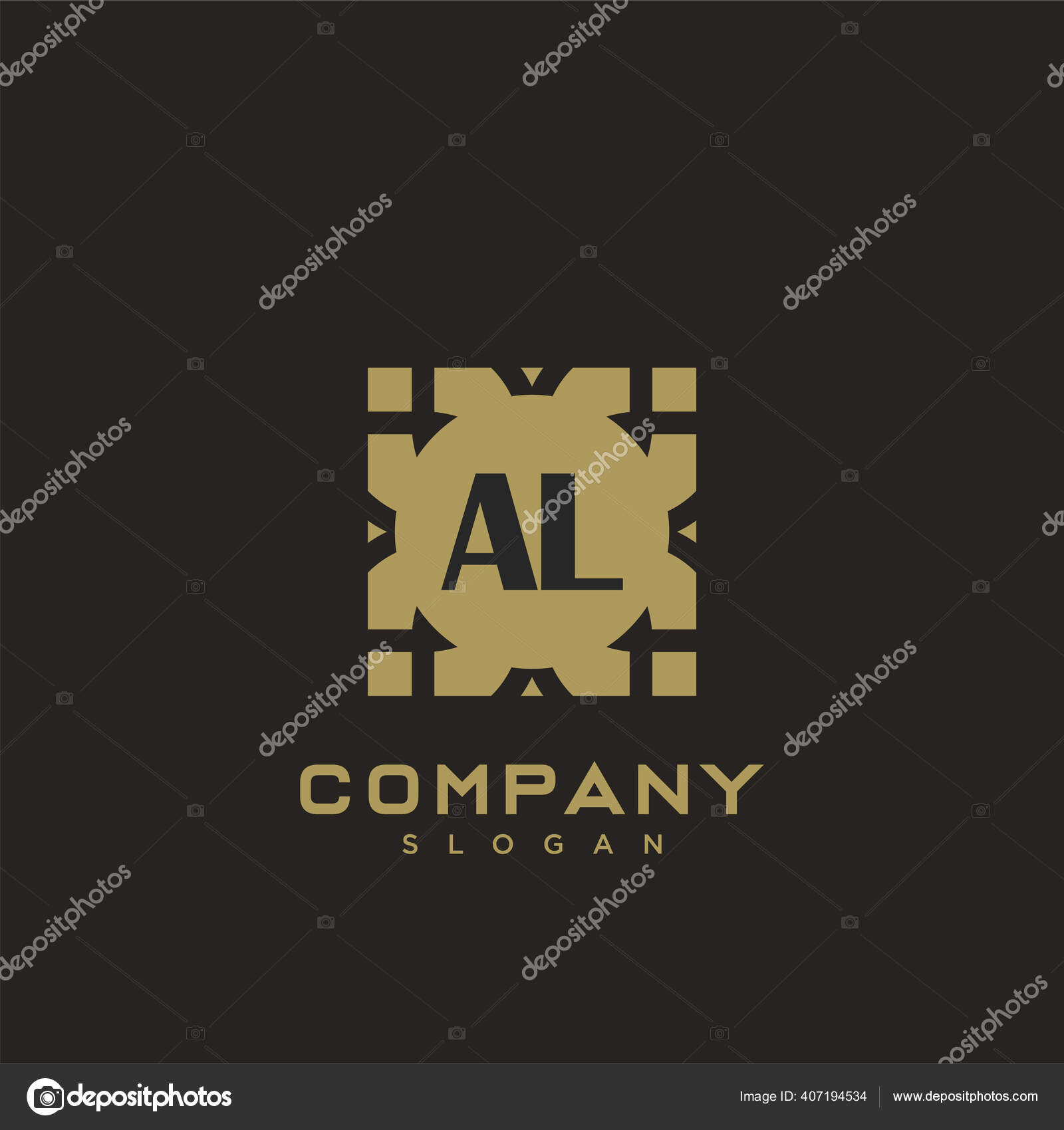 Logo Inisial Huruf Monogram Premium Desain Vektor Simbol Minimalis Templat Stok Vektor C Duwekbro87 Gmail Com 407194534